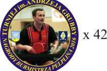 Międzynarodowy Turniej Tenisa Stołowego im. Andrzeja Grubby – 21 maja 2016 r. godz. 9.00 – Hala Widowiskowo-Sportowa w Gniewie