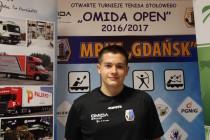 """Leszek Jodaniewski (+60), Ryszard Szczepiński (+45) i Adam Dudzicz (-45) zwyciężyli w 8. turnieju """"OMIDA OPEN"""""""