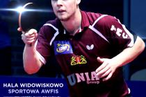 LOTTO Superliga Tenisa Stołowego – KS UNIA AZS AWFiS Gdańsk – Bogoria Grodzisk Mazowiecki – 9 grudnia br. godz. 18.00