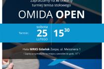 """XI Turniej Tenisa Stołowego """"OMIDA OPEN"""" dla amatorów i weteranów – 25.02.2017 r."""