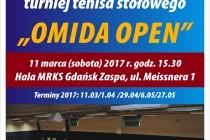 """Adam Dudzicz, Witold Miklaszewski i Tadeusz Ciepliński najlepsi w """"12."""" OMIDA OPEN"""