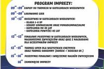 RODZINNIE NA SPORTOWO Z TENISEM STOŁOWYM – 4.06.2017 -Hala MOSiR Rumia