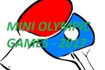 MINI OLYMPIC GAMES – finał wojewódzki – już 17 września 2017 r. w Subkowy – godz. 10.00
