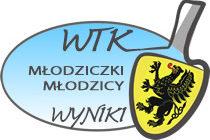 Marta Zimnicka /MRKS Gdańsk/ i Samuel Michna /UKS LIS Sierakowice wygrali III WTK młodziczek i młodzików