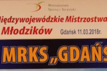 Ewa Krakowiak /GKTS Gdańsk/ i Dawid Michna /UKS Lis Sierakowice/ zwyciężyli w Międzywojewódzkich Mistrzostwach Młodzików.