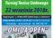 """III EDYCJA TURNIEJU """"OMIDA OPEN"""" – pierwszy turniej 22 września (sobota) 2018 r. hala MRKS Gdańsk – zapisy do 15.40"""