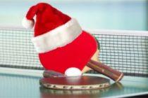 """""""Christmas Cup"""" – świąteczny turniej tenisa stołowego """"od młodzika do weterana"""" – 29 grudnia 2018 r. Subkowy godz.9.00"""