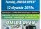 """Otwarty Turniej Tenisa Stołowego """"OMIDA OPEN"""" dla amatorów i weteranów – 12 stycznia 2019 r. – godz. 15.40 -Hala MRKS Gdańsk ul. Meissnera 1"""