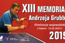 XIII Memoriał Andrzeja Grubby – eliminacje wojewódzkie – Gdynia Babie Doły SP nr 28 – 15 maja 2019 r.