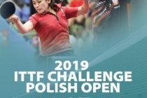 ITTF Challange Polish Open 2019 – Cetniewo – 16-20 października 2019 r.