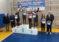 Marta Zimnicka /MRKS Gdańsk/ i Fabian Peikowski /KS Beniaminek Starogard Gdańsk/ wygrali turnieje w kategorii kadet w drugim dniu V Powiślańskiego Festiwalu Tenisa Stołowego w Kwidzynie