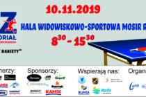V Memoriał im. Jerzego Zienkiewicza – 10 listopada 2019 r. Hala MOSiR Rumia