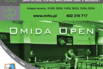 """X Turniej """"OMIDA OPEN"""" – 25 stycznia 2020 r. godz. 15.40"""
