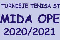 """Ostatni w sezonie 2020/2021 turniej """"OMIDA OPEN"""" dla amatorów i weteranów – 19 czerwca 2021 r. godz. 15.40 – hala MRKS Gdańsk"""